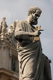 Risultati immagini per APOSTOLO SAN PIETRO PASTOR AETERNUS