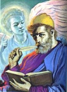 S. Matteo, apostolo ed evangelista