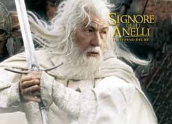 Alcune immagini de Il ritorno del re, il film che chiude la trilogia dedicata alla saga del Signore degli anelli