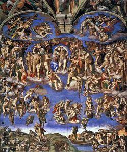 330px-Michelangelo,_Giudizio_Universale_02
