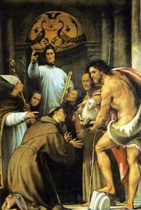 PORDENONE_St_Lorenzo_Giustiniani_And_Other_Saints