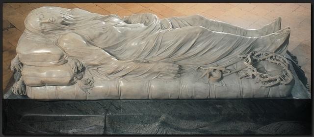 Cristo velato - MUSEO CAPPELLA SANSEVERO (Napoli)