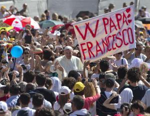 Udienza generale di Papa Francesco