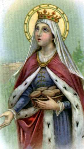 Risultati immagini per Sant' Elisabetta di Portogallo