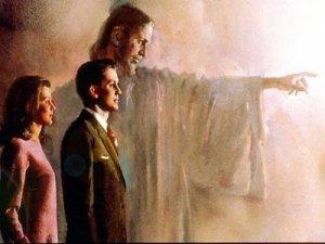 Il matrimonio non finisce del tutto con la morte, ma viene trasfigurato