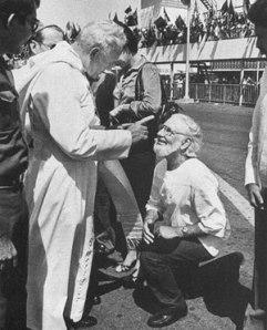 Giovanni Paolo II contro la teologia della liberazione