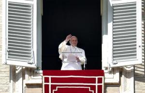 Pope Francis Angelus Prayer