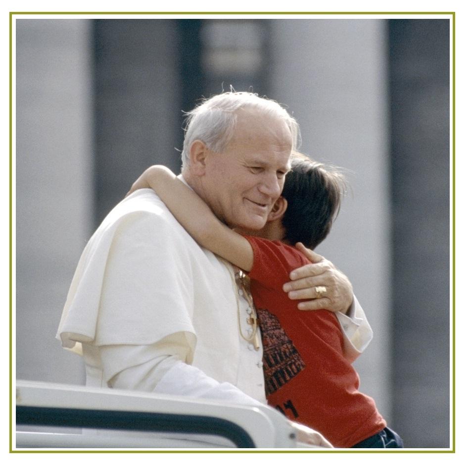 Frasi Natale Karol Wojtyla.Pensieri Di Natale Papa Giovanni Paolo Ii Disegni Di Natale 2019