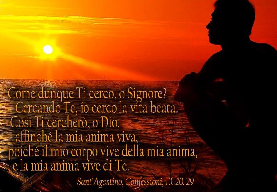 frasi celebri di sant agostino sulla vita