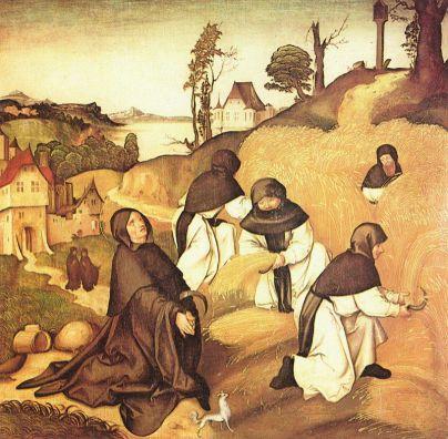 Fra Cipolla e la penna dell'Arcangelo Gabriele Monaci-contadini