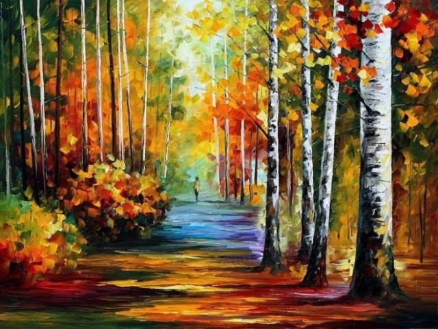 dipinti-olio-impressionismo-paesaggi-autunno-leonid-afremov-06-700x526