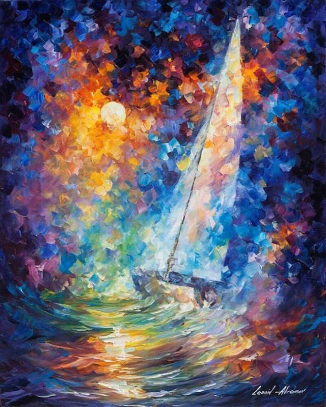 dipinti-olio-impressionismo-paesaggi-autunno-leonid-afremov-08-700x875