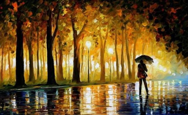dipinti-olio-impressionismo-paesaggi-autunno-leonid-afremov-12-700x430
