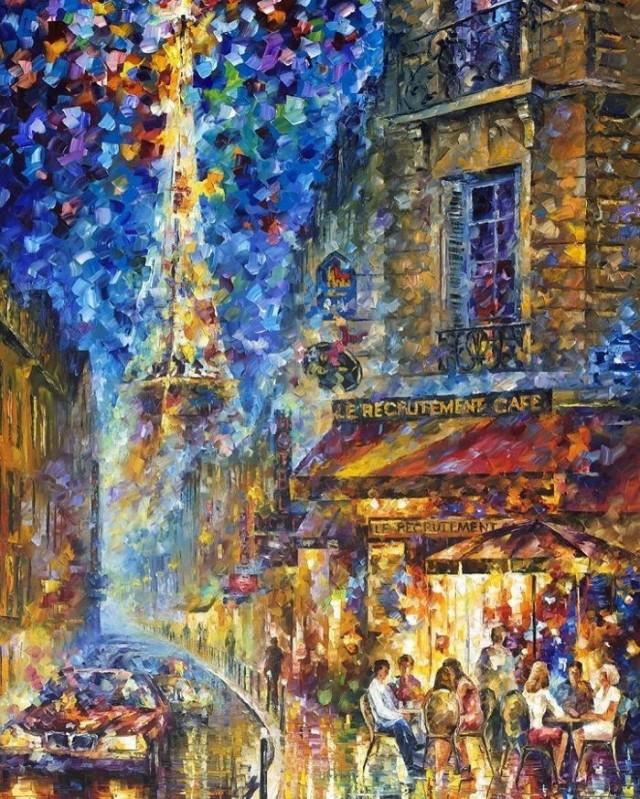 dipinti-olio-impressionismo-paesaggi-autunno-leonid-afremov-13-700x874
