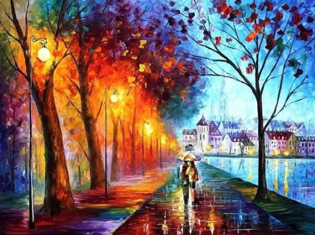 dipinti-olio-impressionismo-paesaggi-autunno-leonid-afremov-14-700x523